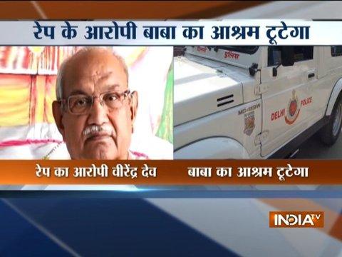 Delhi MCD to demolish Baba Virendra Dev's ashram