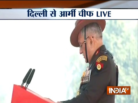 Pak is continuously violating ceasefire, we will retaliate when needed: Bipin Rawat