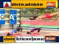 Yogasanas and Ayurvedic Remedies by Swami Ramdev to get rid of Tridosha