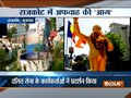 Protests erupt after Ambedkar statue goes missing in Gujarat's Rajkot