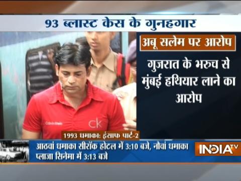 1993 Mumbai blasts case: Verdict against Abu Salem, 6 other accused likely today
