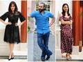 Saif Ali Khan, Chitrangada Singh, Radhika Apte dazzle at Bazaar promotions in Delhi