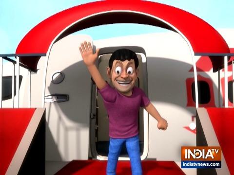 OMG: Hilarious take on Rahul Gandhi's return from abroad
