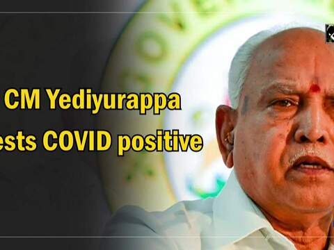 CM Yediyurappa tests COVID positive
