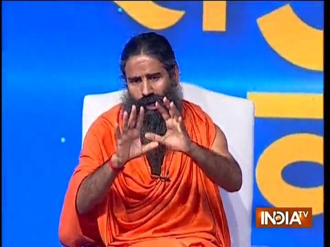 Demonetization and GST will together bring the economy back on track, says Baba Ramdev