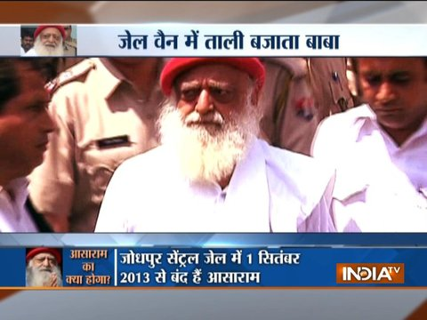 Security tightened in Jodhpur ahead of Asaram Bapu rape case verdict