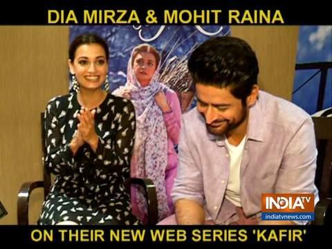 Exclusive Interview: एयरपोर्ट पर दिया मिर्जा को देखकर क्यों गायब हो गए थे मोहित रैना?