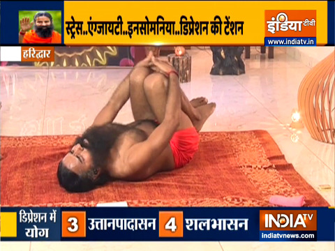 These pranayam are effective in depression, know its other benefits from Swami Ramdev