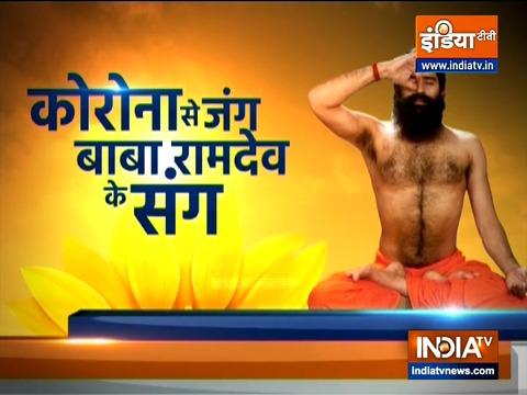 हर्निया की समस्या को जड़ से खत्म करेंगे ये योगासन, स्वामी रामदेव से जानें आयुर्वेदिक औषधियां