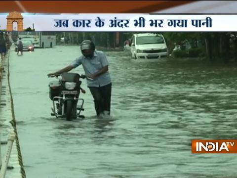 Heavy monsoon rains cause massive landslides and floods