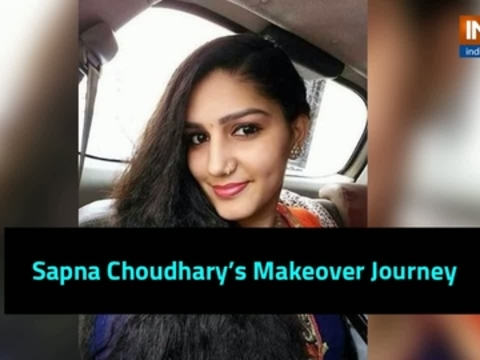 Sapna Choudhary's Makeover Journey