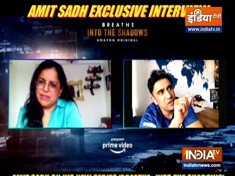 Amit Sadh talks exclusively to India TV about Breathe: Into the Shadows