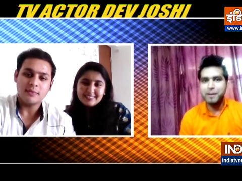 Baalveer Returns artist Dev Joshi's interview