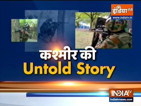 Watch the untold story of Kashmir
