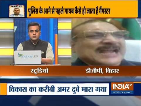 लोगों का अपनी जाति के अपराधियों को हीरो बनाना गलत, इससे उनकी ताक़त बढ़ती है: बिहार डीजीपी