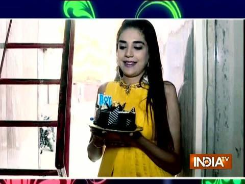 Kundali Bhagya actor Abhishek celebrates birthday with SBAS