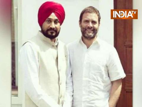 राहुल गांधी ने चरणजीत सिंह चन्नी की नई कैबिनेट को दिखाई हरी झंडी