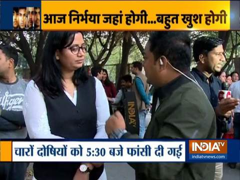 Our judicial system is not aggresive towards death sentence, says Nirbhaya case advocate