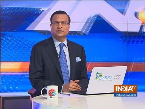 आज की बात रजत शर्मा के साथ | दिसंबर 3, 2019