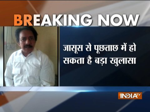 Suspected Pakistani spy nabbed in Rajasthan's Pokhran