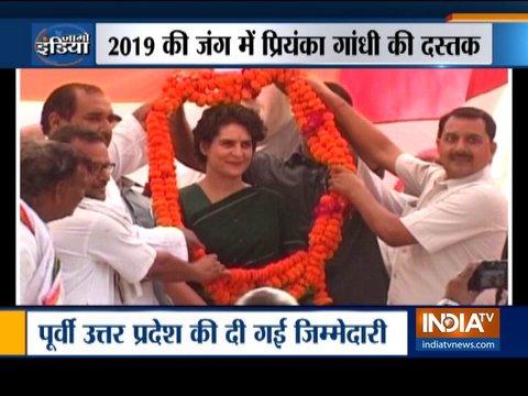 2019 के लोकसभा चुनाव में प्रियंका गांधी रायबरेली सीट से लड़ सकती हैं चुनाव