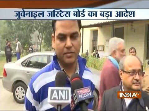 I thank the judiciary for the decision: Varun Thakur, father of Pradyuman