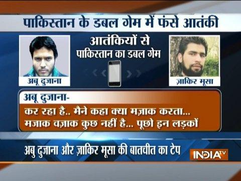 Zakir Musa, Abu Dujana audio tape goes viral
