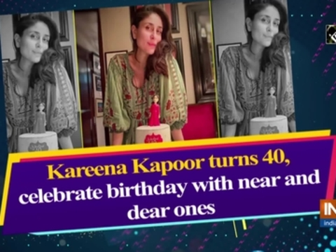 Kareena Kapoor turns 40, celebrate birthday with near and dear ones