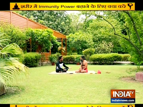 How Yoga can aid in increasing immunity