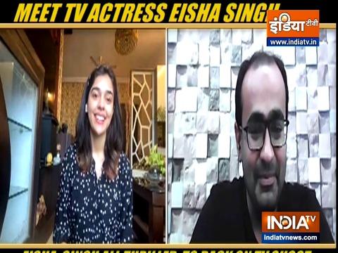 Ishq Subhan Allah actress Eisha Singh on resuming shoot