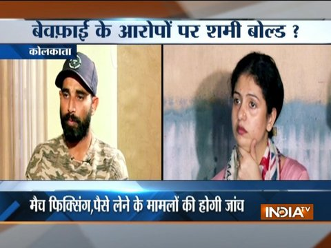 Hasin Jahan's lawyer slams all allegations, says Mohammed Shami was well aware