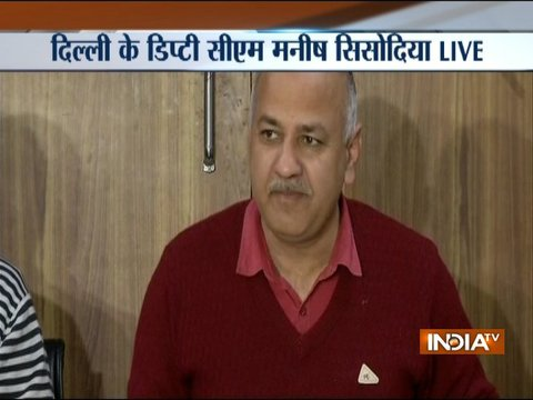 Office of Profit case: Manish Sisodia requests President to hear his party's views