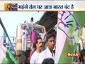 Bharat Bandh called by Congress against fuel price hike begins