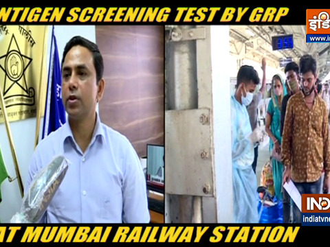 Watch How GRP helped in reducing Mumbai's Covid positivity rate