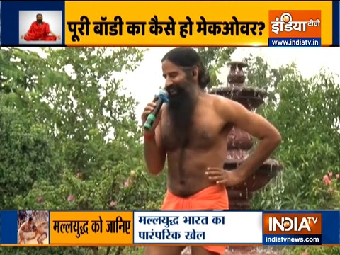 Transform your body with dand baithak exercises: Swami Ramdev