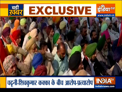 Kurukshetra: Fissures have emerged in the farmer unions protesting against the three new farm laws