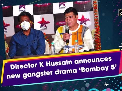 Director K Hussain announces new gangster drama 'Bombay 5'