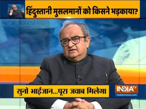 Exclusive: Indian Muslims have nothing to fear from Citizenship Amendment Act, says Tarek Fatah