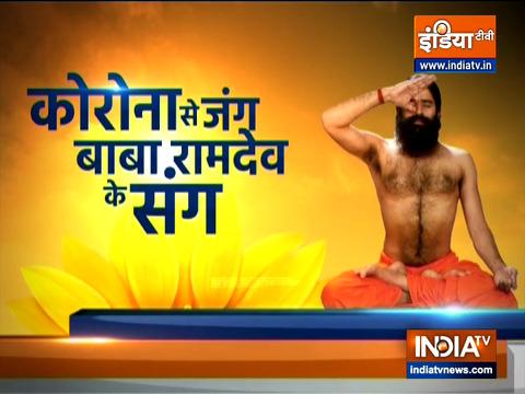 मोटे लोगों को कोरोना का खतरा अधिक, स्वामी रामदेव से जानें किन योगासन और आयुर्वेदिक उपायों से वजन करें कम