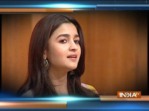Alia Bhatt croons Raazi's popular track Dilbaro on Aap Ki Adalat. Watch video