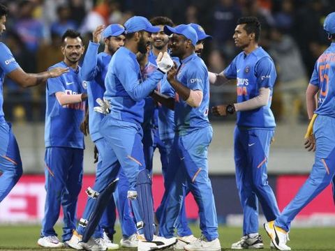 4th T20I: No end to New Zealand's Super Over misery, Team India go 4-0 up