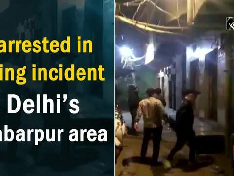 6 arrested in firing incident at Delhi's Babarpur area