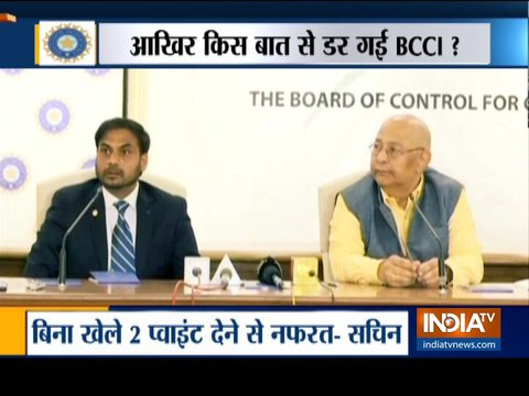 BCCI takes no decision on World Cup match against Pakistan, CoA to consult government