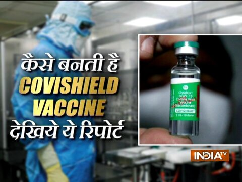 Inside the world's biggest vaccine factory, The Serum Institute of India