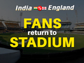 IND vs ENG 2nd Test: Fans set for return to stadium in Chennai