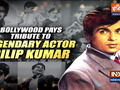Bollywood stars pay tribute to film legend Dilip Kumar