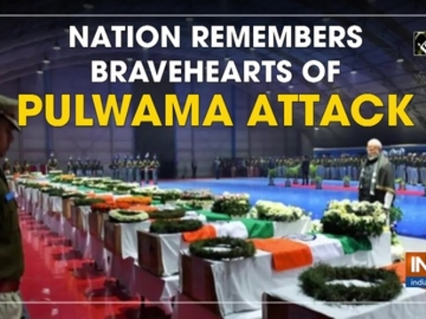 Nation remembers bravehearts of Pulwama attack
