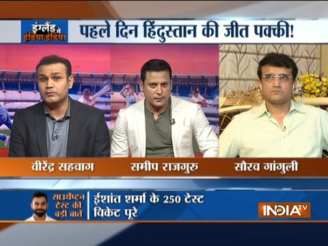Exclusive | No one gave India a chance of comeback after Lord's defeat: Sourav Ganguly to IndiaTV