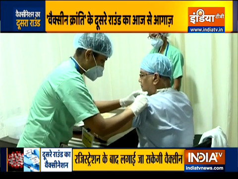 India begins next phase of COVID-19 vaccination from Monday