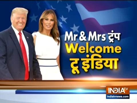 स्पेशल रिपोर्ट: अमेरिकी राष्ट्रपति डोनाल्ड ट्रम्प के स्वागत के लिए भारत की कैसी है तयारी